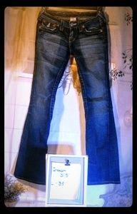 True Religion Joey Designer Jeans USA  Size 25/0